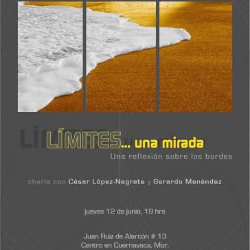 Límites… una mirada (charla). 2013