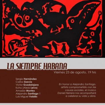 La Siempre Habana. 2013