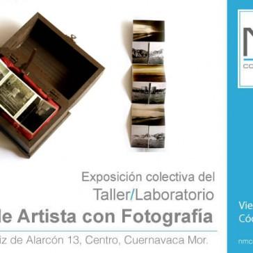 Taller libro de artista. Exposición colectiva 2013