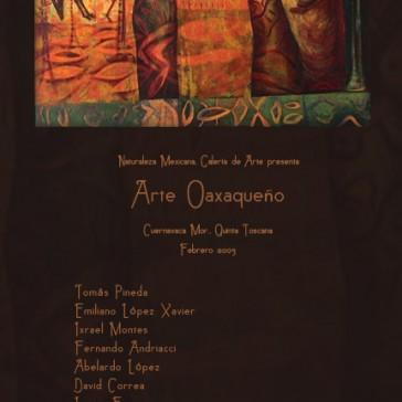 Arte Oaxaqueño 2003