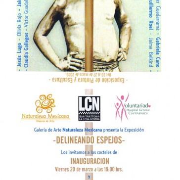 Delineando Espejos, 2009