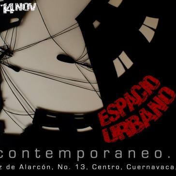 Espacio Urbano. 2013