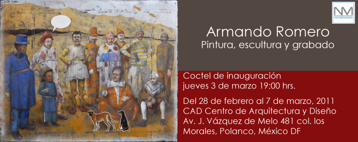Armando Romero, 2011