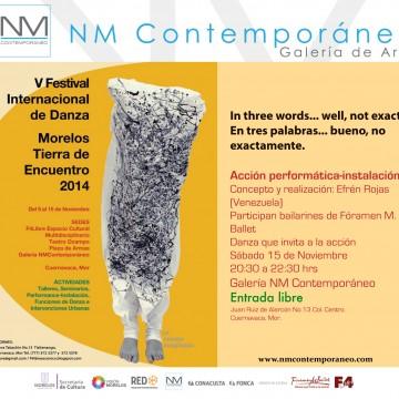 V Festival Internacional de Danza – Morelos Tierra de Encuentro 2014