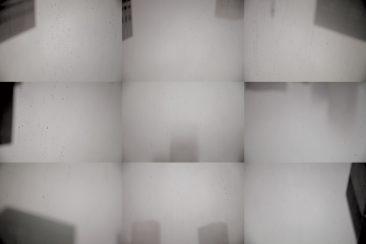 NUEVA YORK NIEBLA( 9 pieces), Fine art printing on acrilyc by emulsion, 210 x 270 cm