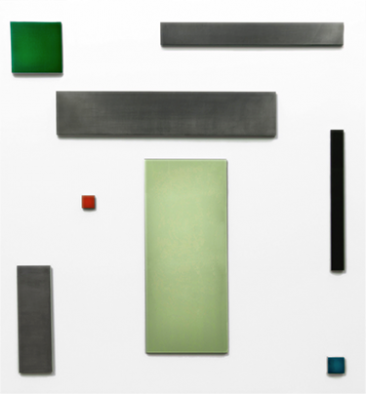 SAN SEBASTIÁN (Doble Deconstrucción), Impresiones Digitales en Diasec con Plomo, 320 x 300 cm, 2015, Edición: 3.