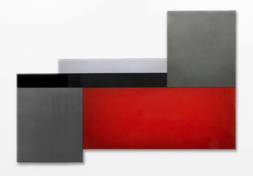 REVERSE RECAMIER, Impresiones Digitales en Diasec con Plomo, 160 x 260 cm, 2015, Edición: 3.