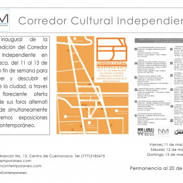Corredor Cultural Independiente