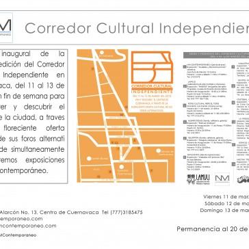 Corredor Cultural Independiente