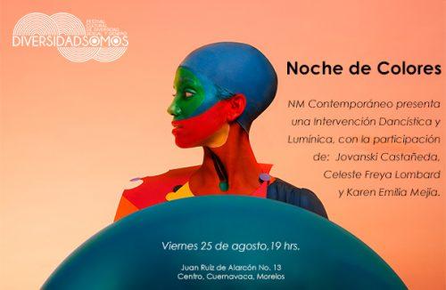 Noche de Colores del Festival Diversidad Somos