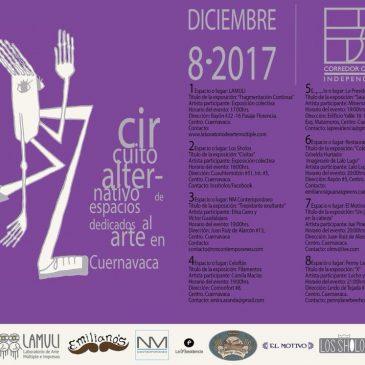 Corredor Cultural Independiente: Cuarta Edición