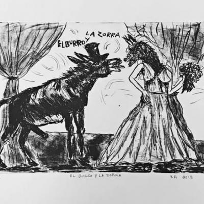 El burro y la zorra