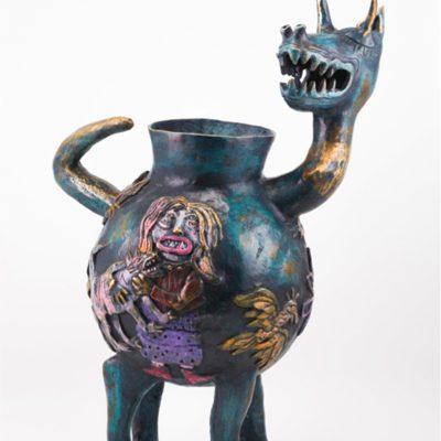 The Dog Vase
